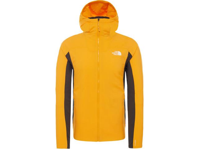 The North Face Ventrix Hybrid Jacket Herre zinnia orange/asphalt grey